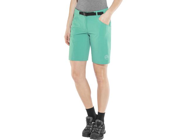 beter uitgebreide selectie wereldwijd verkocht La Sportiva Acme Bermuda Shorts Dames, emerald